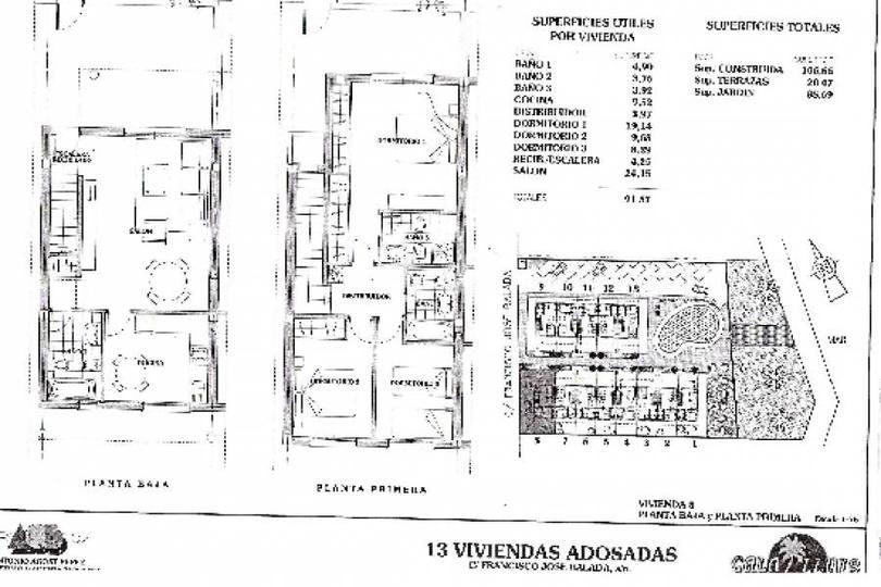 Vinaròs,Castellón,España,3 Habitaciones Habitaciones,3 BañosBaños,Casas,1869