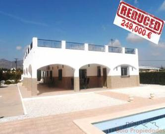 Albatera,Alicante,España,4 Habitaciones Habitaciones,5 BañosBaños,Fincas-Villas,2211