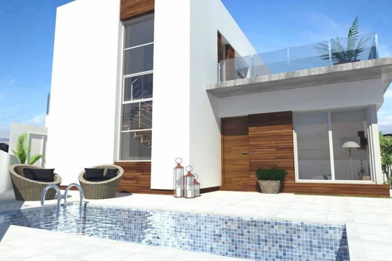 Daya Nueva,Alicante,España,3 Habitaciones Habitaciones,3 BañosBaños,Fincas-Villas,2246