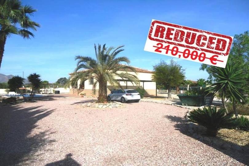 Catral,Alicante,España,3 Habitaciones Habitaciones,2 BañosBaños,Fincas-Villas,2258