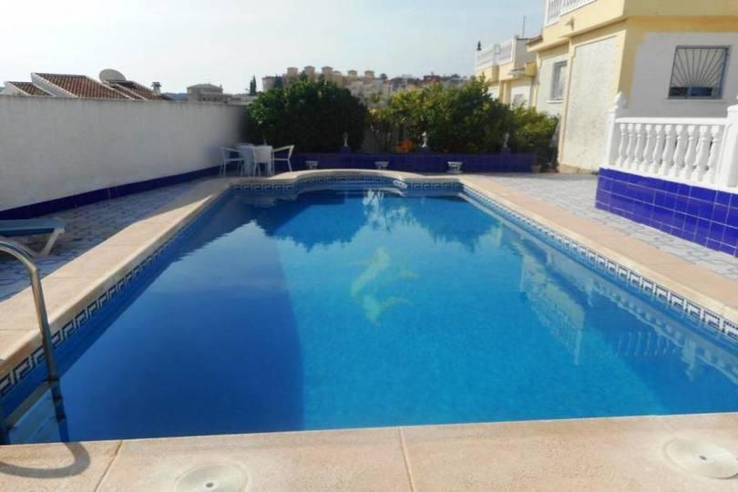 Ciudad Quesada,Alicante,España,2 Habitaciones Habitaciones,1 BañoBaños,Fincas-Villas,2271
