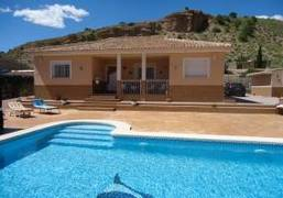 Abanilla,Murcia,España,3 Habitaciones Habitaciones,2 BañosBaños,Fincas-Villas,2321