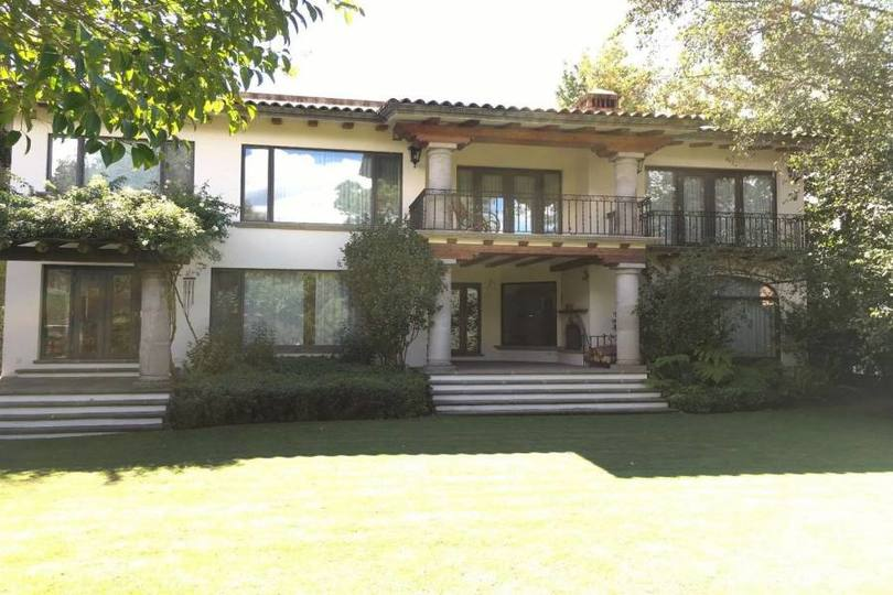 Lerma,Estado de Mexico,México,4 Habitaciones Habitaciones,4 BañosBaños,Casas,2446