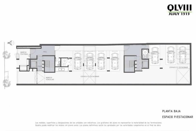 Santa Fe,3 Habitaciones Habitaciones,2 BañosBaños,Departamentos,Jujuy ,8,1147