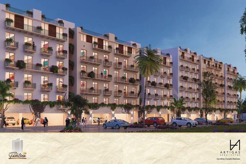 León,Guanajuato,México,2 Habitaciones Habitaciones,2 BañosBaños,Apartamentos,Zona sur El Mayorazgo,2724