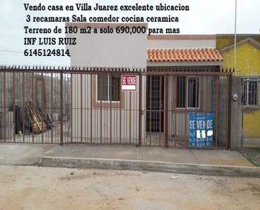 Chihuahua,Chihuahua,México,3 Habitaciones Habitaciones,1 BañoBaños,Casas,1,2942