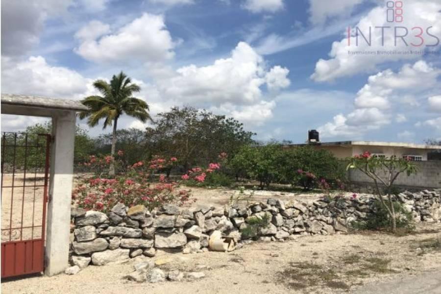 Mérida,Yucatán,México,Lotes-Terrenos,ruta 261,2961