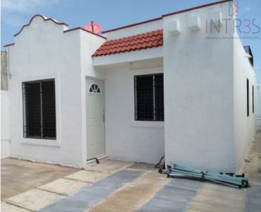 Mérida,Yucatán,México,2 Habitaciones Habitaciones,1 BañoBaños,Casas,las americas,2962