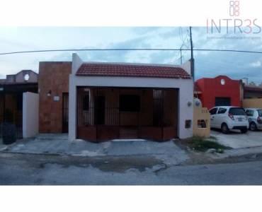 Mérida,Yucatán,México,2 Habitaciones Habitaciones,1 BañoBaños,Casas,FRANCISCO DE MONTEJO,2964