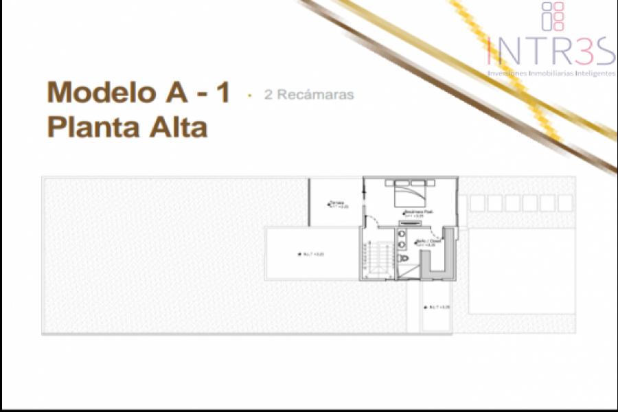 Mérida,Yucatán,México,2 Habitaciones Habitaciones,2 BañosBaños,Casas,2972