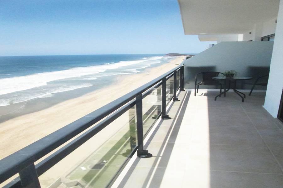 Mazatlán,Sinaloa,México,2 Habitaciones Habitaciones,2 BañosBaños,Apartamentos,Sábalo-Cerritos,9,2980