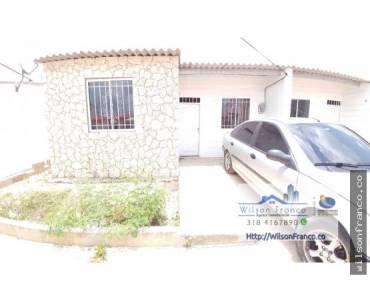 Turbaco,Bolivar,Colombia,2 Bedrooms Bedrooms,1 BañoBathrooms,Casas,3354