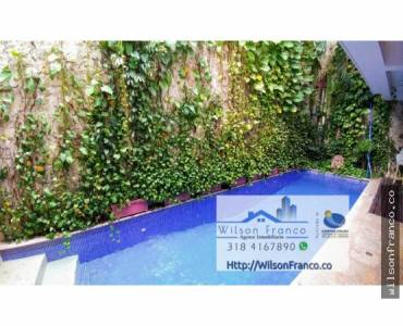 Cartagena de Indias,Bolivar,Colombia,4 Bedrooms Bedrooms,5 BathroomsBathrooms,Casas,3468