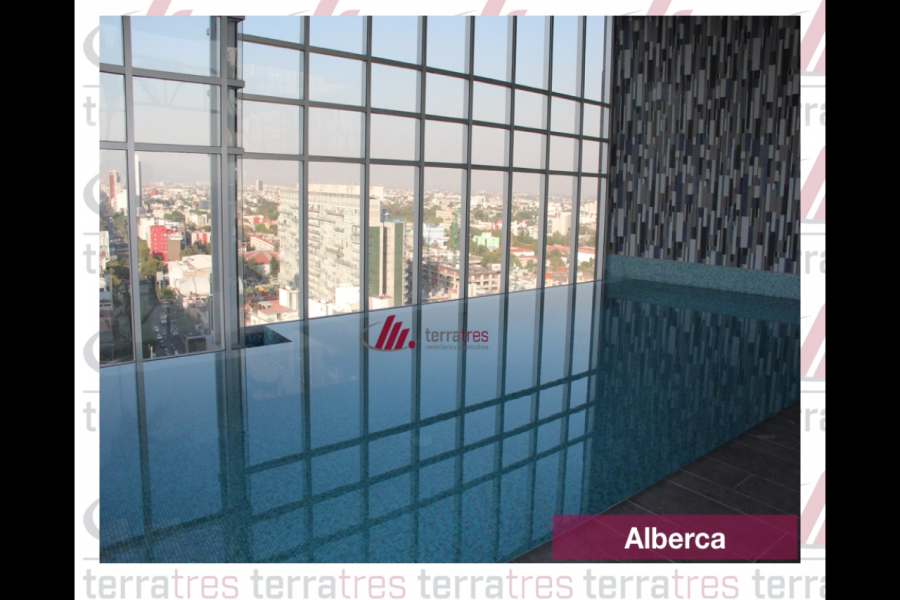 Benito Juárez,Distrito Federal,Mexico,2 Bedrooms Bedrooms,2 BathroomsBathrooms,Apartamentos,City Tower 5,av mexico coyoacan ,2,4048