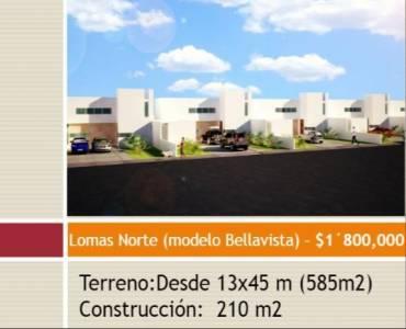 Mérida,Yucatán,Mexico,3 Bedrooms Bedrooms,3 BathroomsBathrooms,Casas,4640