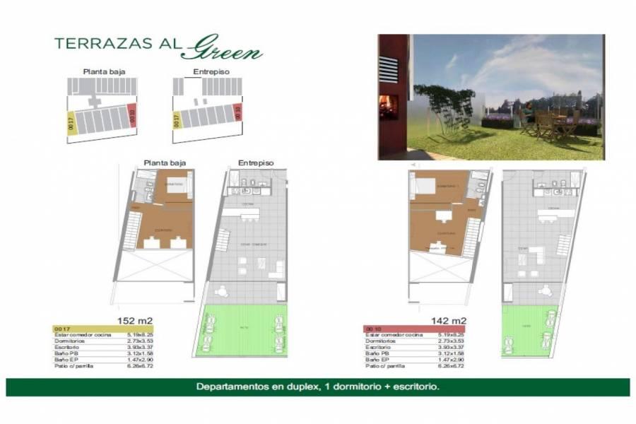 Rosario,Santa Fe,3 Habitaciones Habitaciones,2 BañosBaños,Departamentos,Torre Green Norte,Av. Eva Peron,3,1429