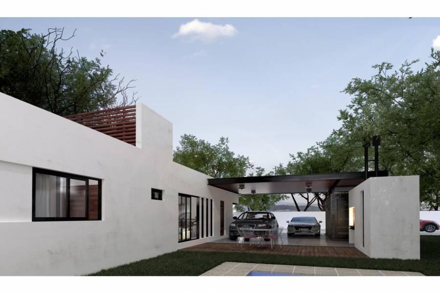 Funes,Santa Fe,2 Habitaciones Habitaciones,1 BañoBaños,Casas,Ayres Funes Barrio Privado,Las Margaritas,1438