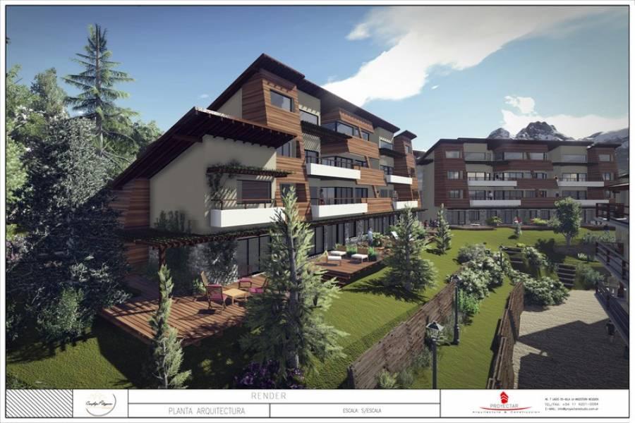 Villa La Angostura,Neuquén,Argentina,2 Bedrooms Bedrooms,1 BañoBathrooms,Apartamentos,Complejo Patagonia,Av 7 Lagos,1,5279