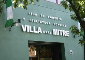 Villa General Mitre,Capital Federal,1030