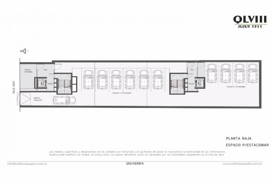 Rosario,Santa Fe,2 Habitaciones Habitaciones,1 BañoBaños,Departamentos,Quadra LVIII,Jujuy,3,1604