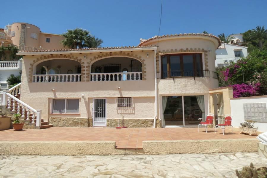 Benissa,Alicante,España,5 Habitaciones Habitaciones,4 BañosBaños,Casas,1666