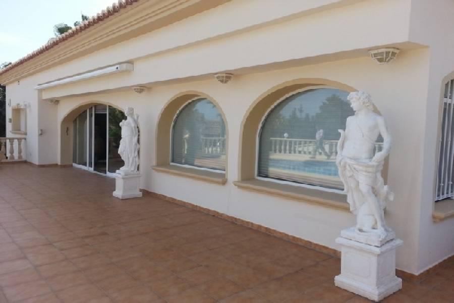 Moraira,Alicante,España,4 Habitaciones Habitaciones,4 BañosBaños,Casas,1681