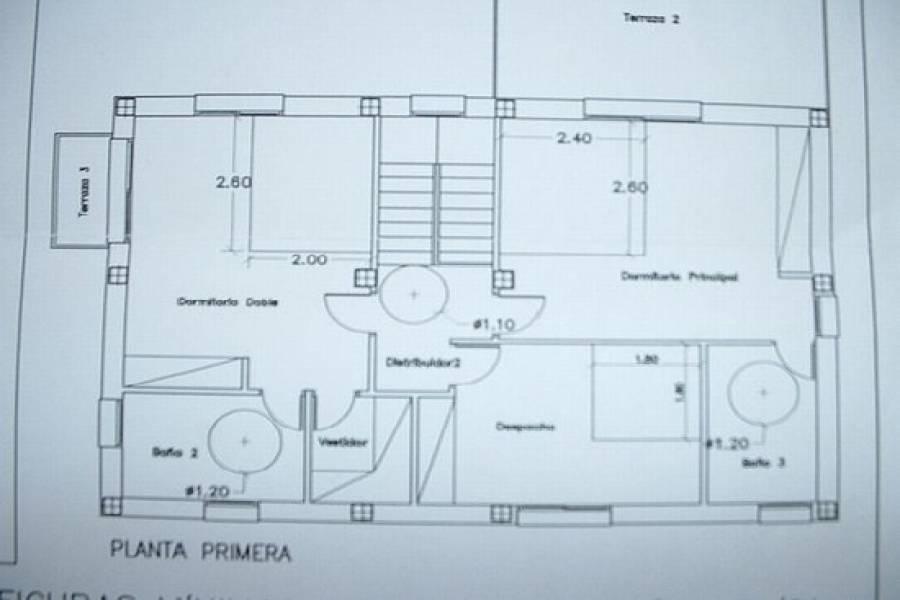 Torreblanca,Castellón,España,3 Habitaciones Habitaciones,2 BañosBaños,Casas,1701