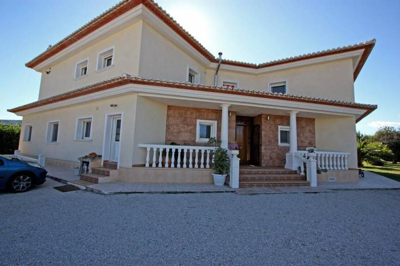 Pedreguer,Alicante,España,4 Bedrooms Bedrooms,4 BathroomsBathrooms,Pisos,9964