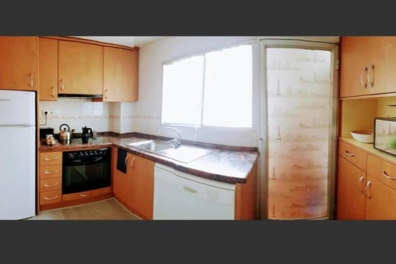 Dénia,Alicante,España,3 Bedrooms Bedrooms,1 BañoBathrooms,Pisos,9981