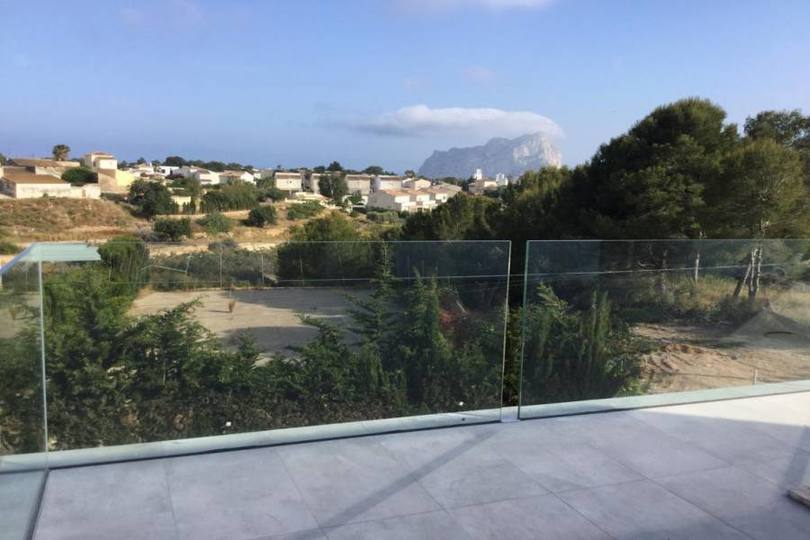 Calpe,Alicante,España,3 Bedrooms Bedrooms,2 BathroomsBathrooms,Pisos,10086