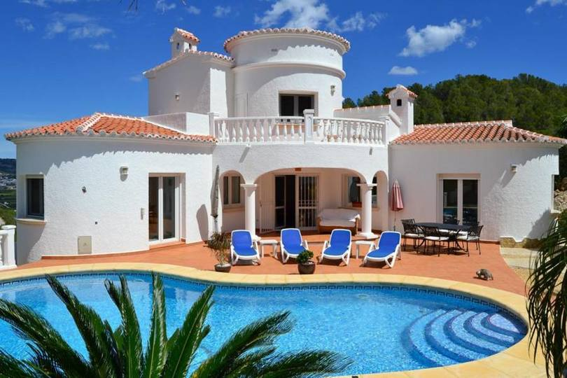 Javea-Xabia,Alicante,España,3 Bedrooms Bedrooms,3 BathroomsBathrooms,Pisos,10089