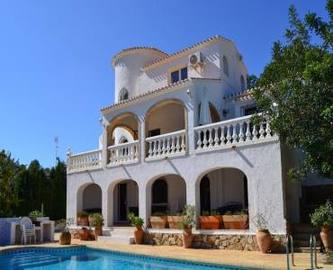Javea-Xabia,Alicante,España,5 Bedrooms Bedrooms,4 BathroomsBathrooms,Pisos,10093