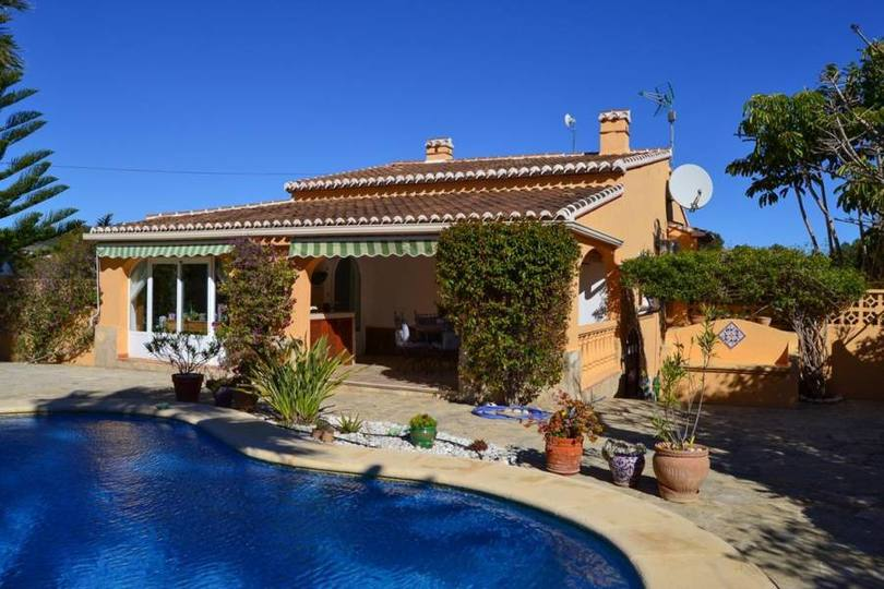 Javea-Xabia,Alicante,España,4 Bedrooms Bedrooms,2 BathroomsBathrooms,Pisos,10095