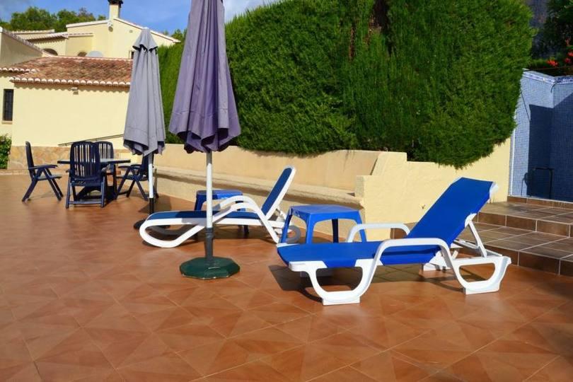 Javea-Xabia,Alicante,España,5 Bedrooms Bedrooms,3 BathroomsBathrooms,Pisos,10105