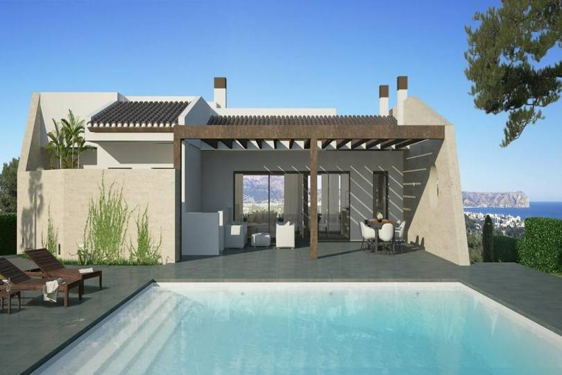 Javea-Xabia,Alicante,España,4 Bedrooms Bedrooms,4 BathroomsBathrooms,Pisos,10110