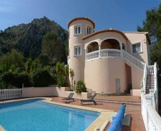 La Vall de Laguar,Alicante,España,3 Bedrooms Bedrooms,3 BathroomsBathrooms,Pisos,10129