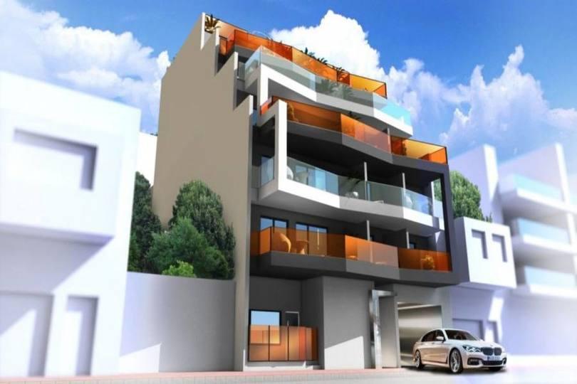 Torrevieja,Alicante,España,1 Dormitorio Bedrooms,1 BañoBathrooms,Pisos,10198