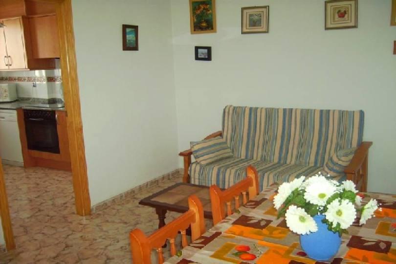 Benicarló,Castellón,España,2 Habitaciones Habitaciones,2 BañosBaños,Apartamentos,1754