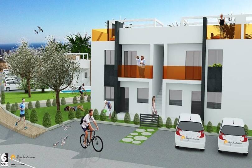Finestrat,Alicante,España,3 Bedrooms Bedrooms,2 BathroomsBathrooms,Pisos,11546