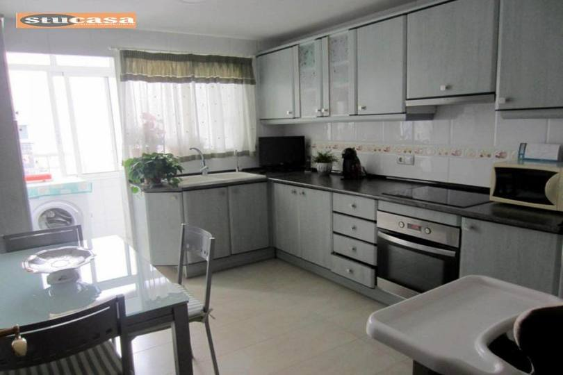 San Juan,Alicante,España,3 Bedrooms Bedrooms,2 BathroomsBathrooms,Pisos,11578