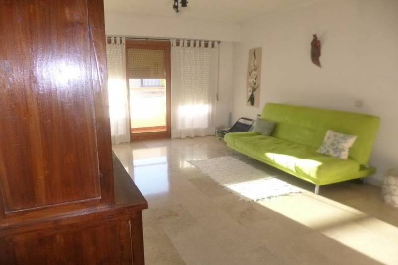 San Juan,Alicante,España,1 Dormitorio Bedrooms,1 BañoBathrooms,Pisos,11633