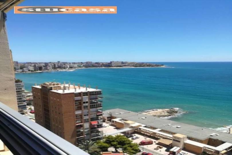 Alicante,Alicante,España,1 Dormitorio Bedrooms,1 BañoBathrooms,Pisos,11656