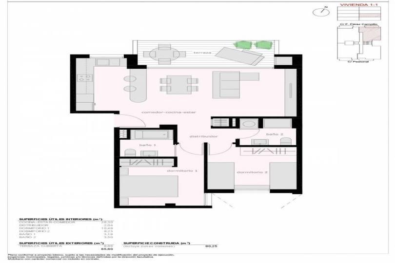 Elche,Alicante,España,3 Bedrooms Bedrooms,2 BathroomsBathrooms,Pisos,11843