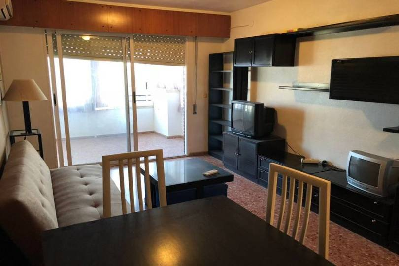 Alicante,Alicante,España,1 Dormitorio Bedrooms,1 BañoBathrooms,Pisos,11862