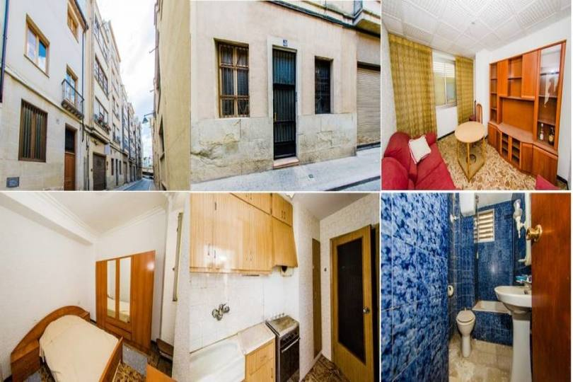 Alcoy-Alcoi,Alicante,España,3 Bedrooms Bedrooms,1 BañoBathrooms,Pisos,11884