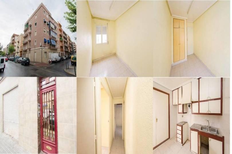 Elche,Alicante,España,3 Bedrooms Bedrooms,1 BañoBathrooms,Pisos,11885