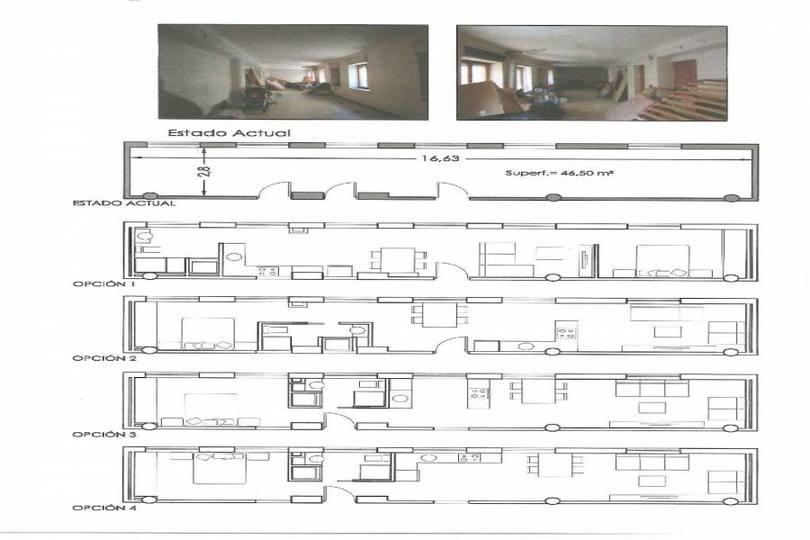 Elche,Alicante,España,1 Dormitorio Bedrooms,1 BañoBathrooms,Pisos,11901