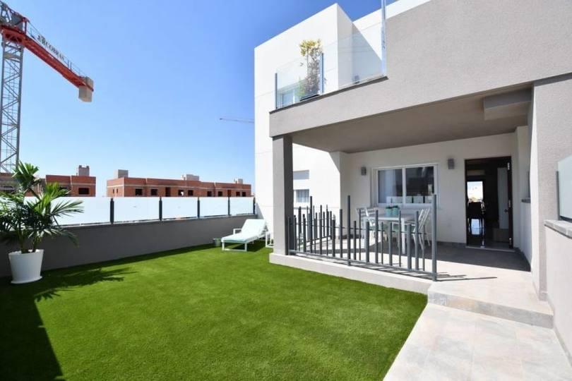 Torrevieja,Alicante,España,2 Bedrooms Bedrooms,2 BathroomsBathrooms,Pisos,11913