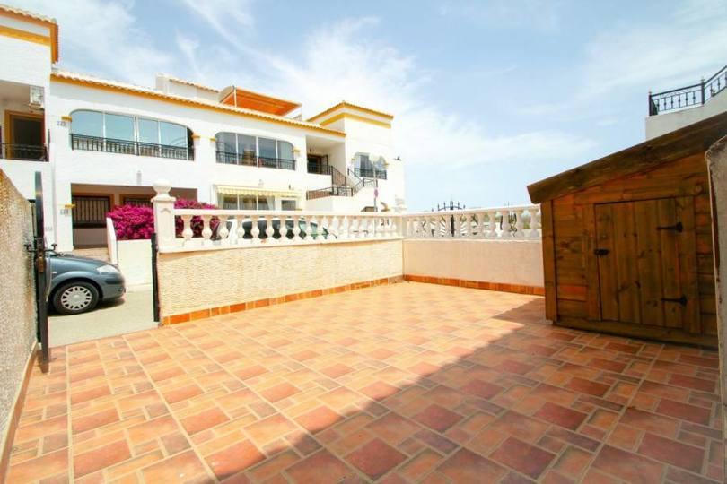 Los Montesinos,Alicante,España,2 Bedrooms Bedrooms,1 BañoBathrooms,Pisos,11918