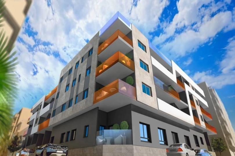 Torrevieja,Alicante,España,1 Dormitorio Bedrooms,1 BañoBathrooms,Pisos,11919